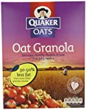 Quaker Oat Granola 600 g (Pack of 10)