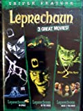 Leprechaun Triple Feature:  Leprechaun 4 In Space;  Leprechaun In the Hood;  Leprechaun Back 2 Tha Hood