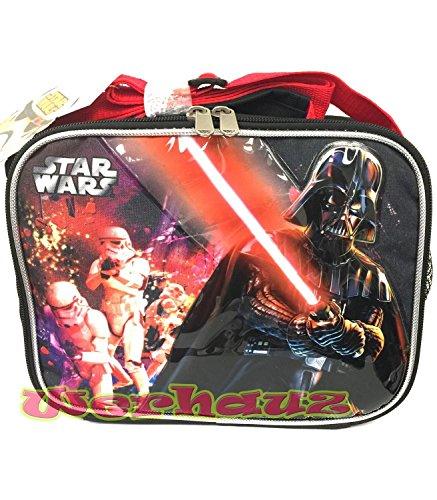 [Star Wars Darth Vader Lunch Box Stormtrooper Lunchbag, NEW] (Baby State Trooper Costume)