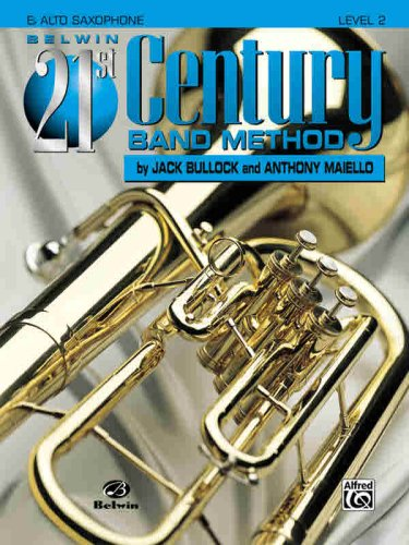 Belwin 21st Century Band Method: Level 2 Alto Saxophone
