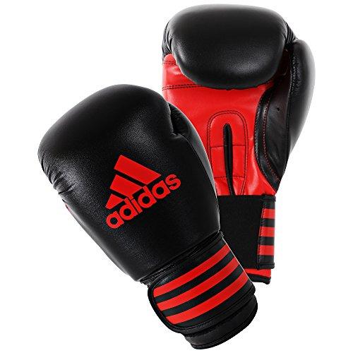 adidas Boxhandschuhe Power 100, Schwarz, 10, ADIPBG100