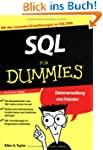 SQL fr Dummies: Datenverwaltung vom...