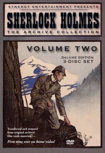 Sherlock Holmes: Archive Collection 2 [DVD] [1931] [Region 1] [US Import] [NTSC]