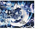 Gareth, David Lloyd, Kai Owen, Paul Kasey +4 more (Torchwood: The Hub) - Genuine Signed Autograph