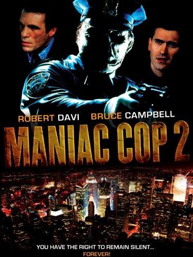 Maniac Cop 2 Cover