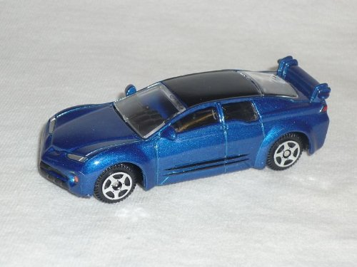Pontiac Rageous Concept Blau 1/64 1/60 1/55 Mondo Motors Modellauto Modell Auto
