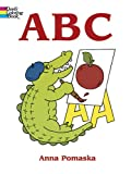 ABC (Dover Coloring Books)