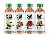 Bai Supertea Variety Pack, Antioxidant Infused Tea, 18 Ounce (Pack of 12)