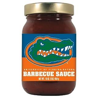 4 Pack FLORIDA Gators BBQ Sauce Sweet & Smoky