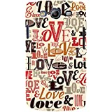 For Samsung Galaxy S3 I9300 Smile ( Smile, Good Quotes, Nice Quotes, Lipstick, Brown Background ) Printed Designer Back Case Cover By TAKKLOO