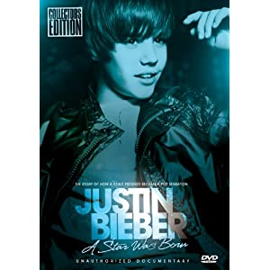 Justin Bieber  on Justin Bieber  A Star Was Born Dvd 2011 Ntsc 2010  Amazon Co Uk