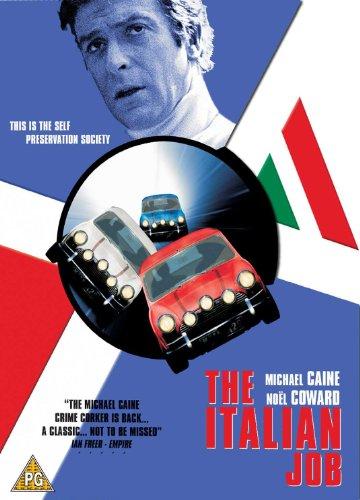 The Italian Job [DVD] [1969] [Edizione: Regno Unito]