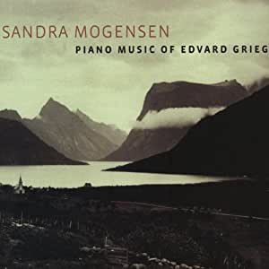 Piano Music of Edvard Grieg