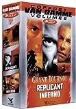 echange, troc Coffret Jean Claude Van Damme N°2 - 3 DVD : Le grand tournoi / Replicant / Inferno