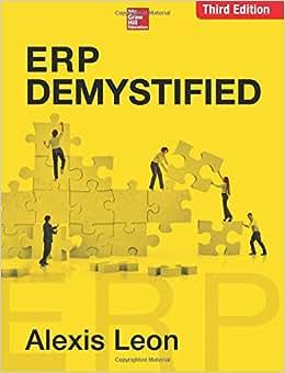 ERP Demystified, 3/e