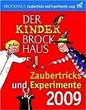 Der Kinder Brockhaus Kalender Zaubertricks und Experimente 2009 - Martina Gorgas