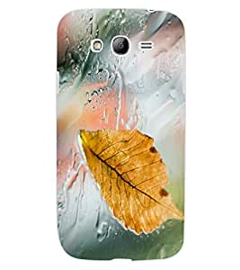 ColourCraft Lovely Rain Design Back Case Cover for SAMSUNG GALAXY GRAND I9082