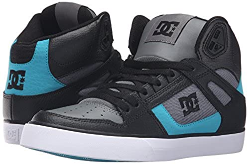 05. DC Men's Spartan High WC Skate Shoe