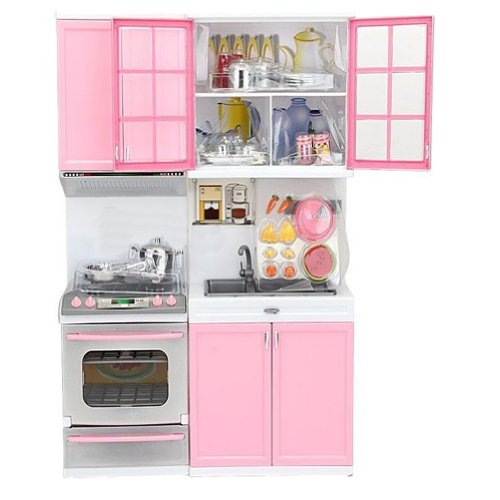 Play Kitchen Stove front-602790