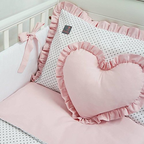 New Exclusive Amp Luxury Baby Girl Bedding Set White