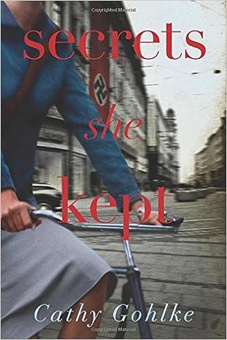 Secrets She Kept written by Cathy Gohlke
