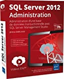 Vido de formation SQL Server 2012 - Administration d&#039;une base de donnes transactionnelle avec SQL Server Management Studio [Carte d&#039;activation]