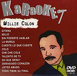 Karaoke: Willie Colon
