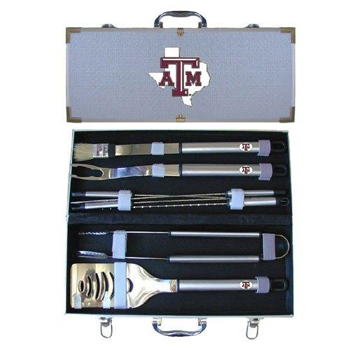 Ncaa Texas A&M Aggies 8 Piece Bbq Set