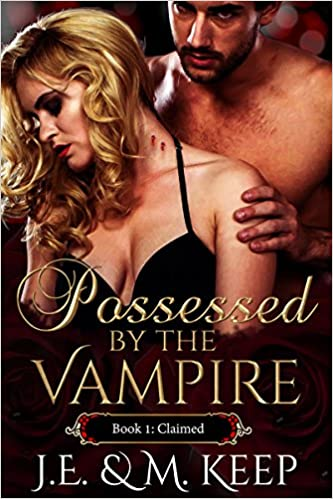 99¢ Black Friday Deal – Claimed: Possessed by the Vampire