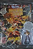 DC Comics Super Hero Collection Lead Figurine: Kid Flash #120 / Eaglemoss - - Toy