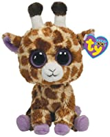 "Ty Beanie Boos - Safari the Giraffe 6"" from Ty"