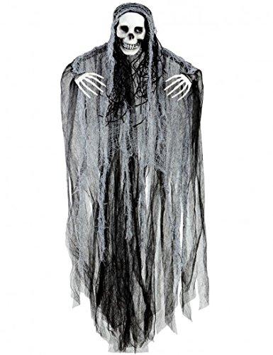 Squelette Décoration Faucheuse Pendante Halloween Party Déco Décor Effrayant Décoration à Suspendre