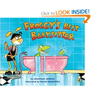 Froggy's Best Babysitter
