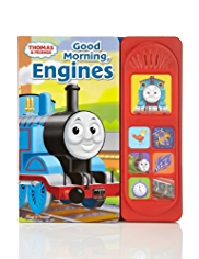 Thomas & Friends© Good Morning Engines Sound Book
