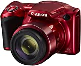Canon-Powershot-SX420-IS-Digital-Camera-20-MP-42x-Optical-Zoom-Red-Color