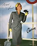 Photographic Print of Cherry fashions for Royal Ascot, 1953 from Mary Evans Picture Library
