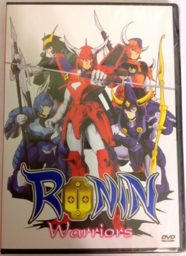 Ronin Warriors the Complete Collection Anime