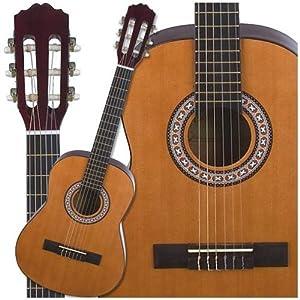Carlo Robelli 1/2 Nylon String Acoustic Guitar