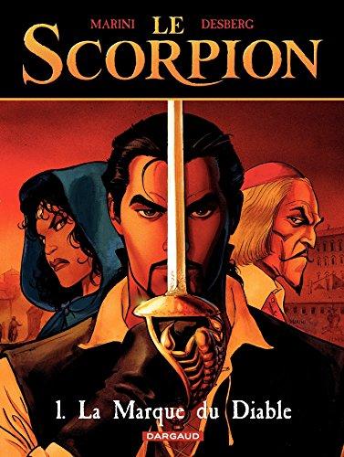 Couverture du livre Le Scorpion - tome 1 - La Marque du Diable