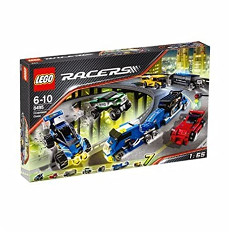 LEGO - 8495 - Jeu de construction - Racers - Crosstown Craze