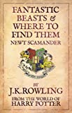 J. K. Rowling Fantastic Beasts and Where to Find Them: Comic Relief Edition