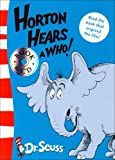 Horton Hears a Who: Big Sticker Book [With Stickers] [STICKER BK-HORTON HEARS A]