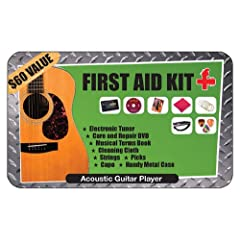 First Aid Kit Acoustic Guitar Player [Import] available at Amazon for Rs.3322.76