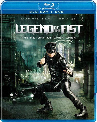 Cover art for  Legend of the Fist: The Return of Chen Zhen (Two-Disc Blu-ray/DVD Combo) [Blu-ray]