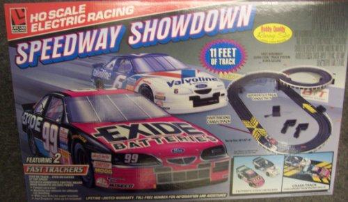 Life-Like #9503 Speedway Showdown Ho Slot Car Set