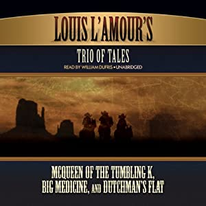 Louis L'Amour's Trio of Tales Audiobook