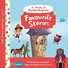 Favourite Stories Audio Audiobook by  Campbell Books Narrated by Floella Benjamin
