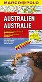 MARCO POLO Kontinentalkarte Australien 1:4 Mio.