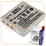 PremiumDigital Konica Minolta DiMAGE X1 Replacement Camera Battery