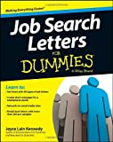 Job Search Letters For Dummies